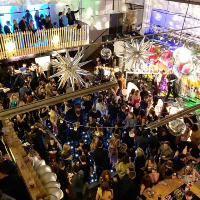 New Year's Eve Disco Wonderland at Baltic Market