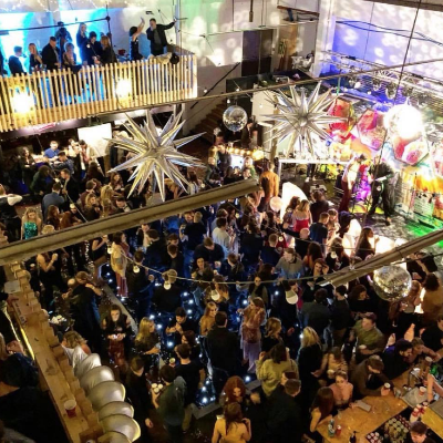 New Years Eve Disco Wonderland at Baltic Market