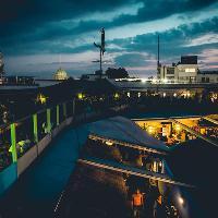 Old Skool Garage Halloween Rooftop + Club Party