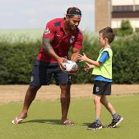 Leicester Tigers Stamford Rugby Camp
