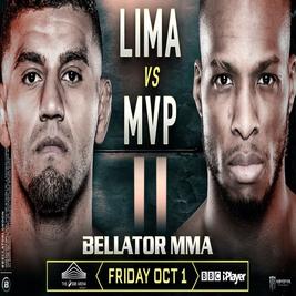 Bellator London: Lima vs MVP 2