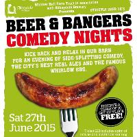 Beer & Bangers Comedy Night