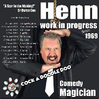 Steve Henn Work In Progress