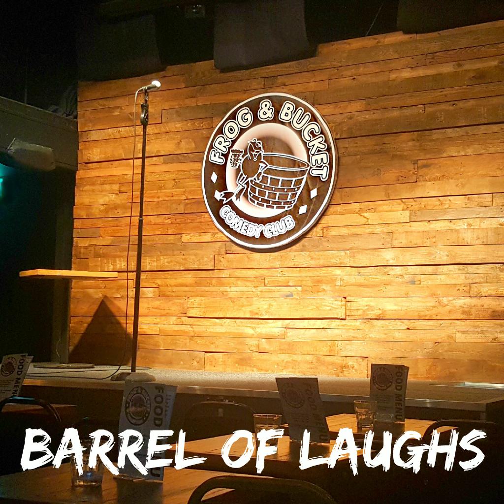 Friday Barrel of Laughs