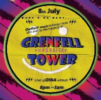 Grenfell Tower Fundraiser