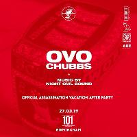 ovo chubbs official drake assasination vacation after party