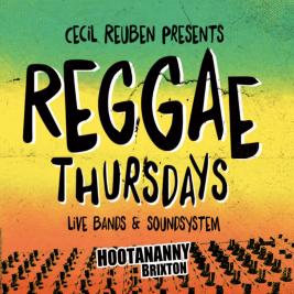 Cecil Reuben's Reggae Thursday