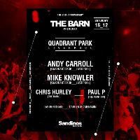 The Barn presents Quadrant Park [Liverpool]