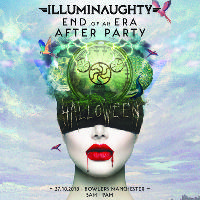 Afterparty IllumiNaughty - End of an Era - 27th October