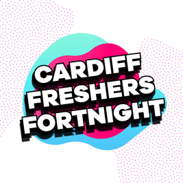 Official Cardiff Freshers Fortnight 2 Wristband