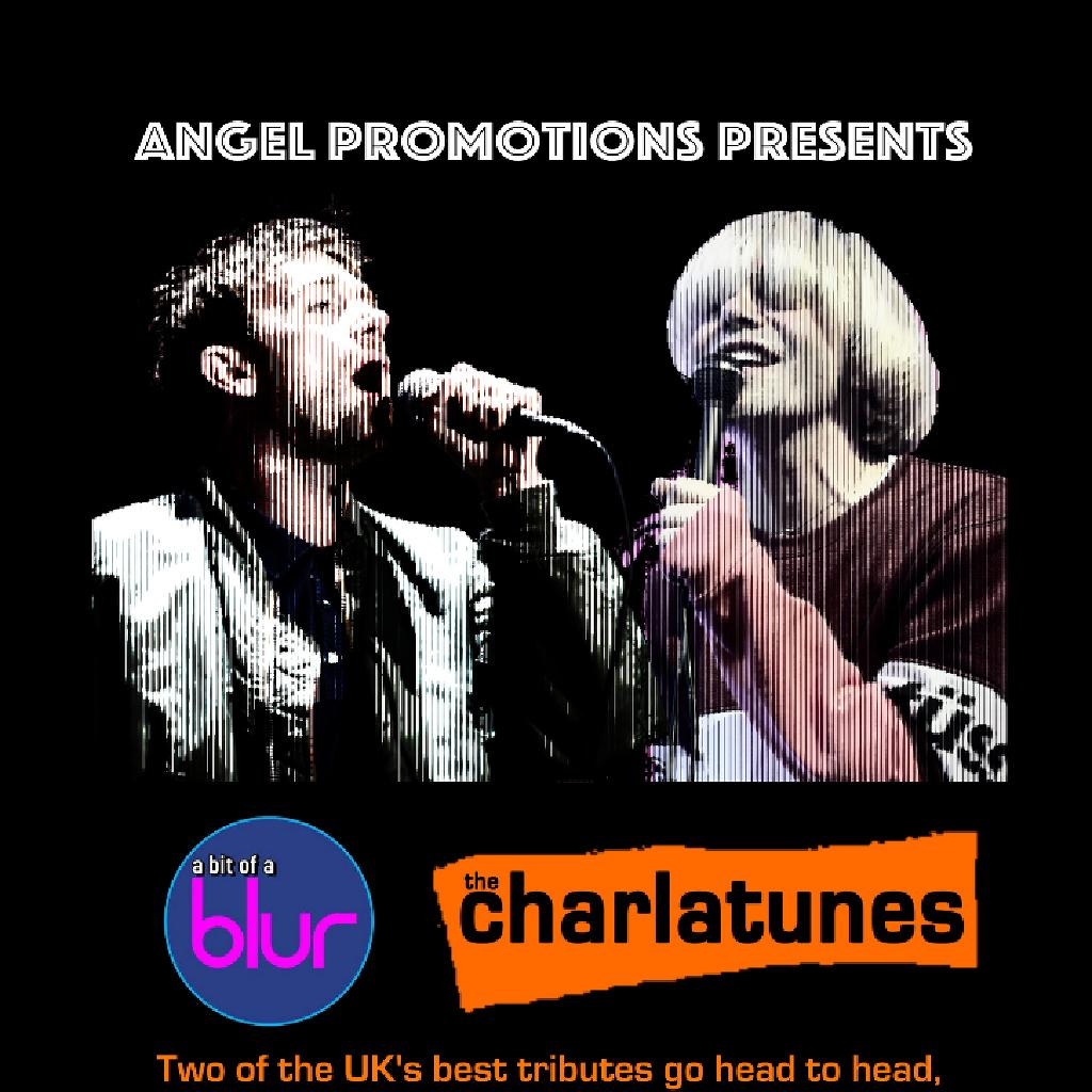 A Bit of a Blur & The Charlatunes Double headline show