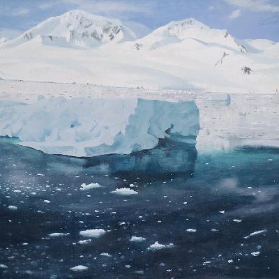Among the Polar Ice