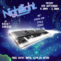 Nightflight: 80