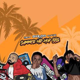 Gin & Juice : Summer Hip Hop BBQ @ Studio 338!