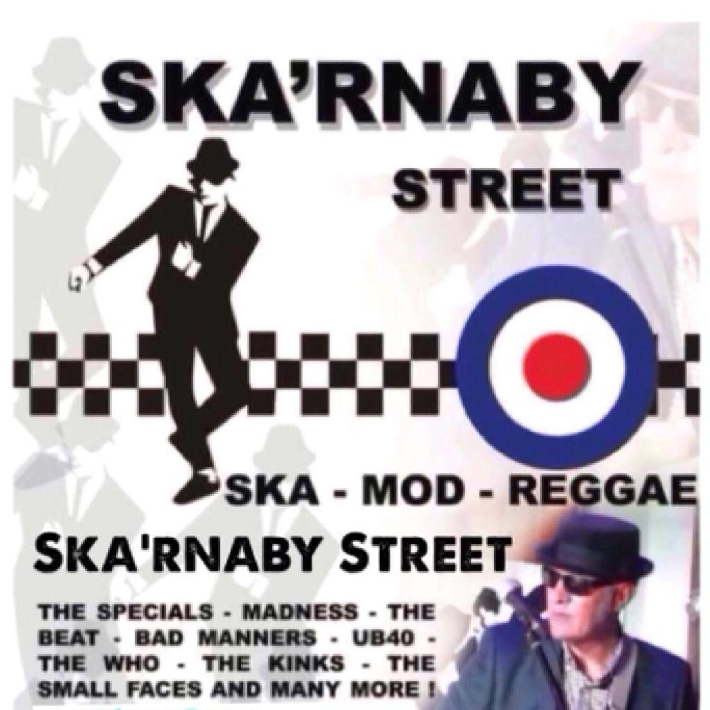 Ska - Mod & Reggae Night - Halesowen