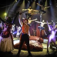 Gandeys: The Greatest Show Tour