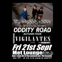 Oddity Road + Vigilantes + Skirt