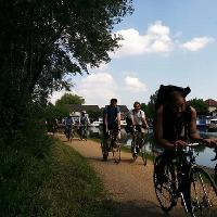 NWVF18 - Hardcourt Bike Polo Taster Session