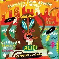 Alibi, Command Strange + RoyGreen & Protone - Boomerang Records