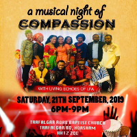 A Musical Night of Compassion
