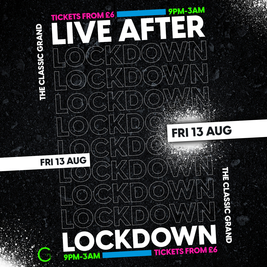 Live After Lockdown