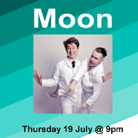 Moon at the Oxford Festival Fringe Preview Comedy Festival