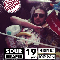 Teeff//FloodHounds//Sioux - Presented By Sour Grapes Records