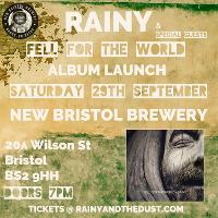 Rainy: Fell for The World Album Launch