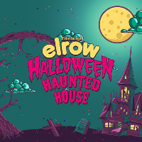 Elrow Halloween Haunted House