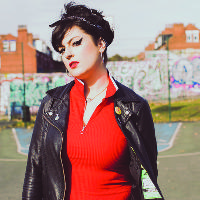Louise Distras + Jess Silk + Patched Up Parachutes