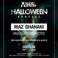 The Audio Venom Halloween Special