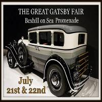 The Great Gatsby Fair - Retro Party