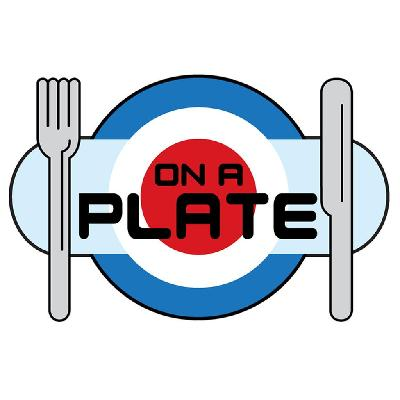 On A Plate