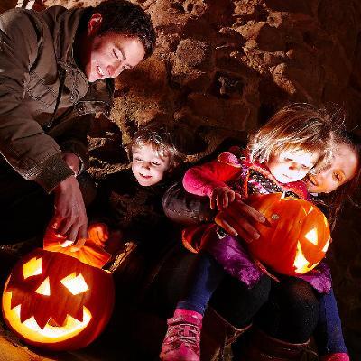 Spooky Portchester Castle