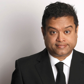 Comedy with Paul Sinha and Andrew O