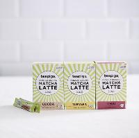 teapigs x Harvey Nichols Matcha Latte Pop-Up