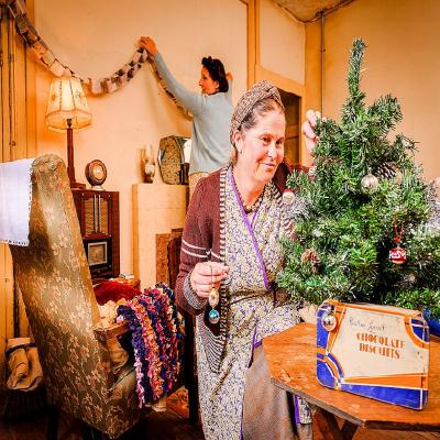 Kent Christmas.Wwii Christmas At Dover Castle Dover Castle Kent Sun 9th