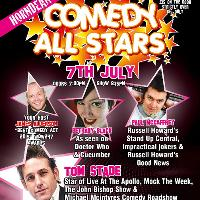 Comey All Stars 7th July