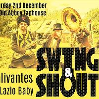 Swing & Shout Xmas Party w/ The Baghdaddies