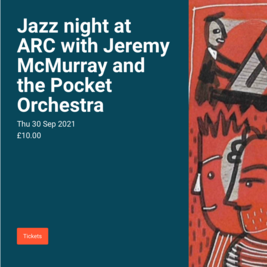 Jazz Night with Jeremy McMurray and the Pocket Orchestra