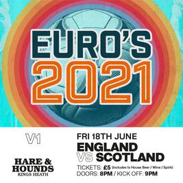 England vs Scotland [Room 2]
