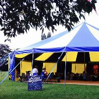 Circus-themed Family Fun Day for charity!