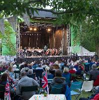 Music In The Gardens - A Night At the Movies