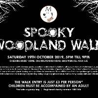 Spooky Woodland Walk