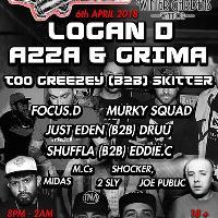 Nu4mation Presents - Logan D ft Azza & Grima