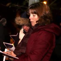 St Clare Hospice Light Up A life, Waltham Abbey