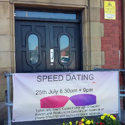 speed dating blackpool