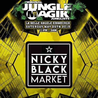 Jungle Magik - Nicky Blackmarket