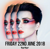 Katy Perry Manchester After Concert Party