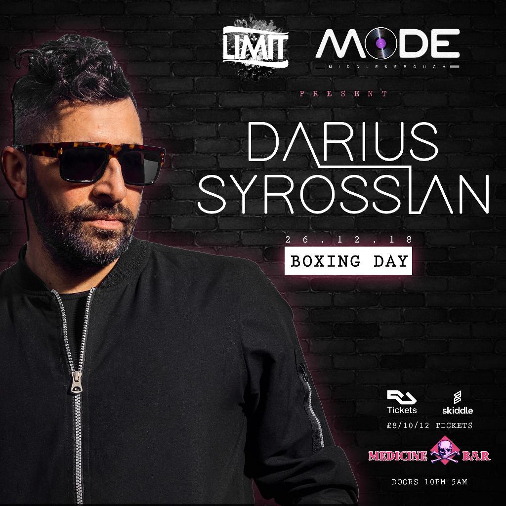 Mode vs. Limit with DARIUS SYROSSIAN